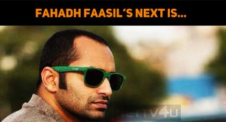 Fahadh Faasil Gets Ready For His Next!