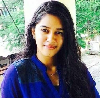 Mirnalini Ravi Tamil Actress