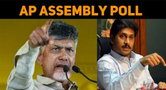 Andhra Pradesh Assembly Poll Results!