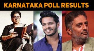 Karnataka Lok Sabha Poll Results! Hero Loses! M..