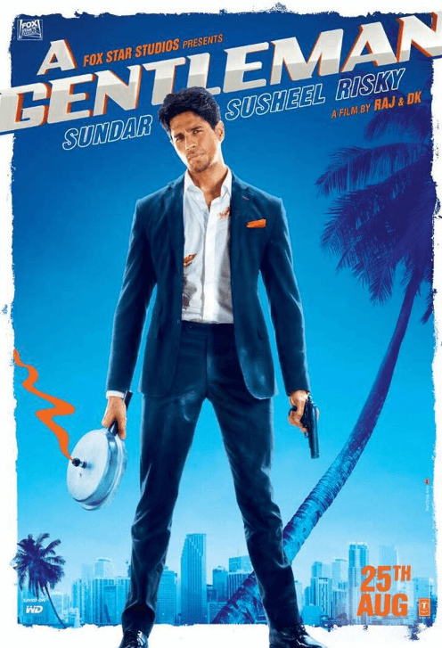 A Gentleman Movie Review