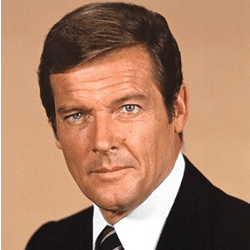 Roger Moore English Actor