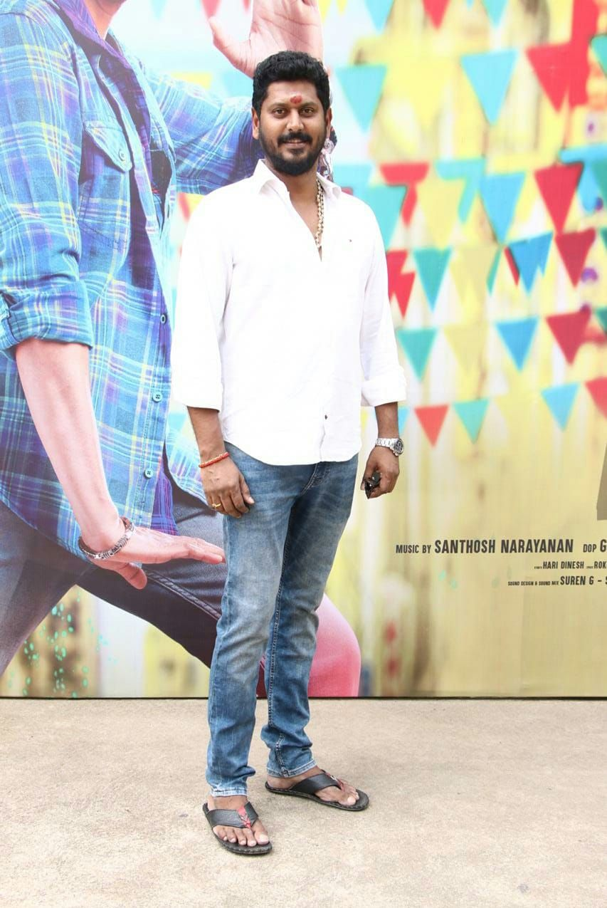 A1 Movie Press Meet Pics Tamil Gallery
