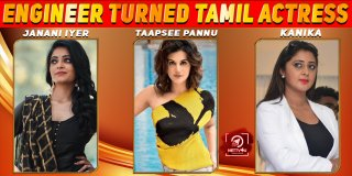 Engineer Turned Tamil Actress