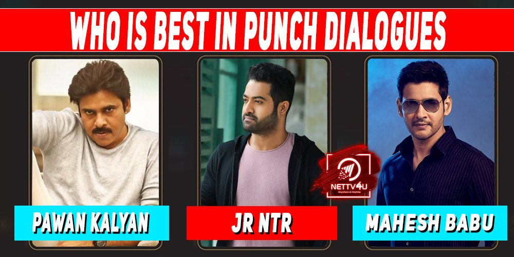 Who Is Best In Punch Dialogues?