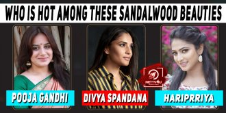 Who Is Hot Among These Sandalwood Beauties?