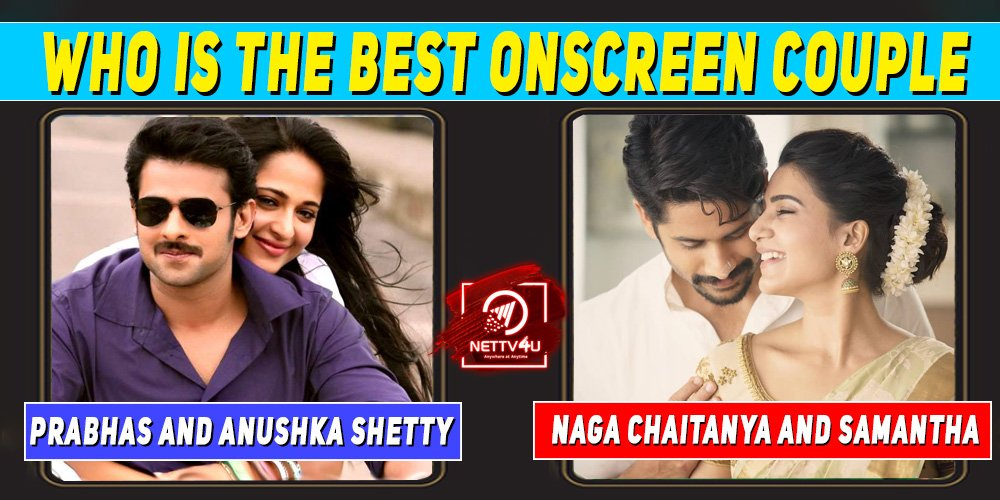 Who Is The Best Onscreen Couple In Tollywood ?