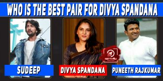 Who Is The Best Pair For Divya Spandana ?