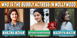 Who Is The Bubbly Actress In Mollywood ?