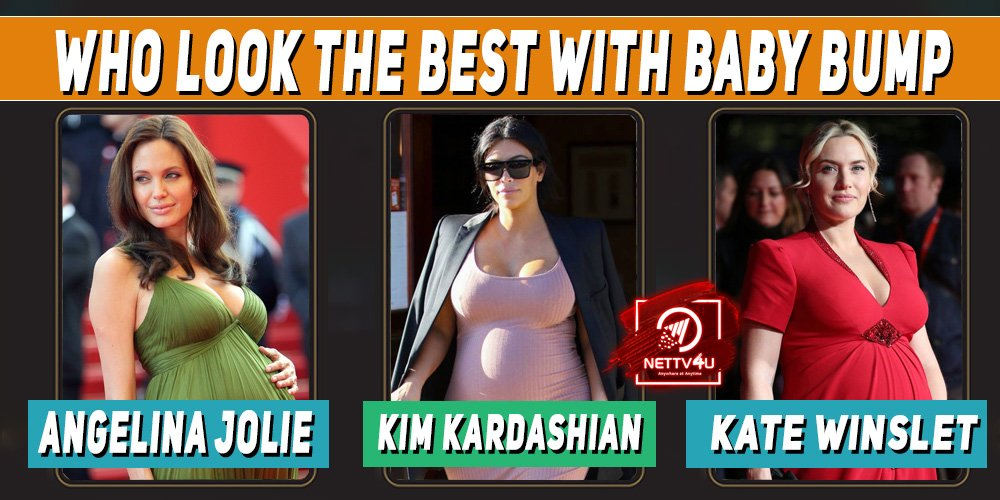 Who Look The Best With Baby Bump ?