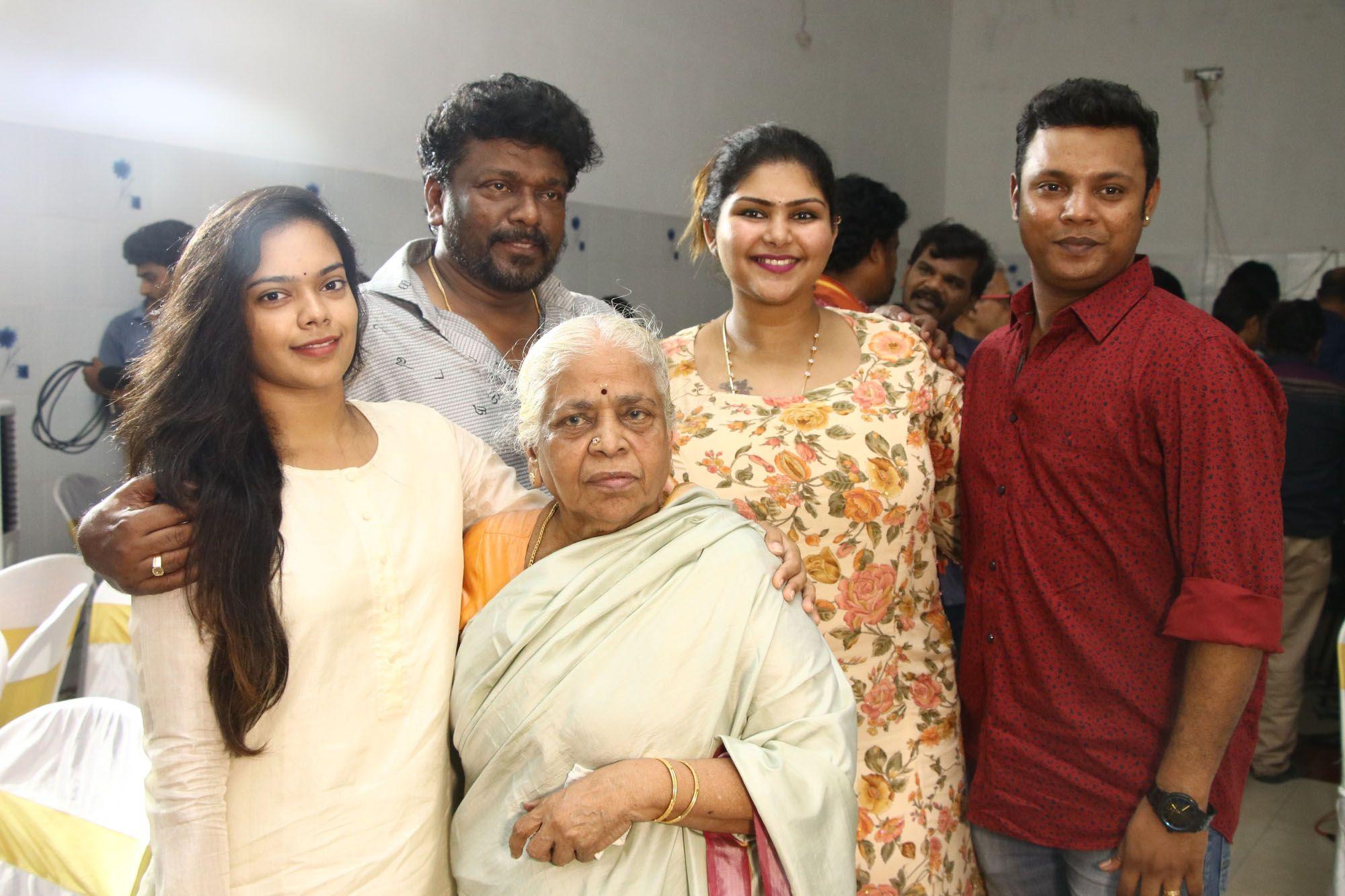 Oththa Serupu Size 7 Movie Press Meet Pics Tamil Gallery