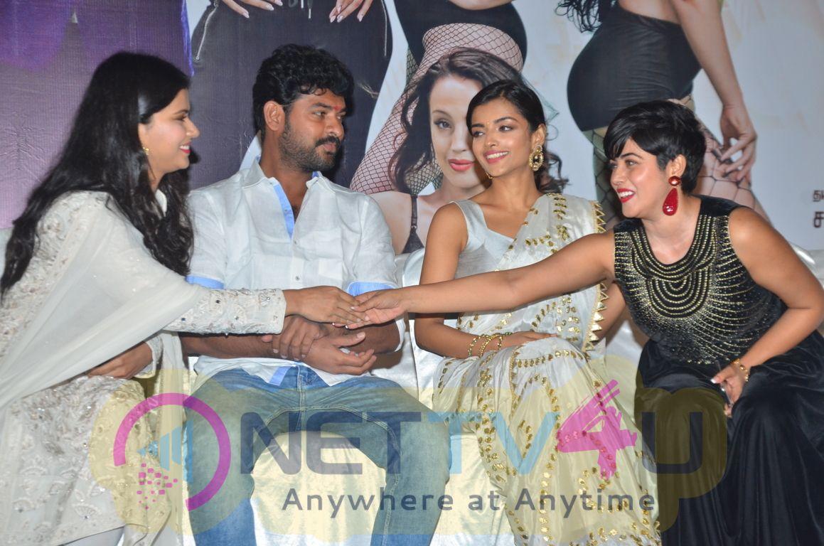 Ivanukku Engaiyo Macham Iruku Movie Audio Launch Photos Tamil Gallery