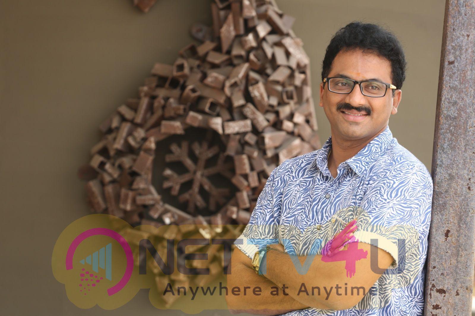Director Ashok Interview Pics Telugu Gallery