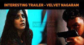 Interesting Trailer - Once Again From Velvet Na..