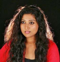Ashwini Shyam Gopan Malayalam Actress
