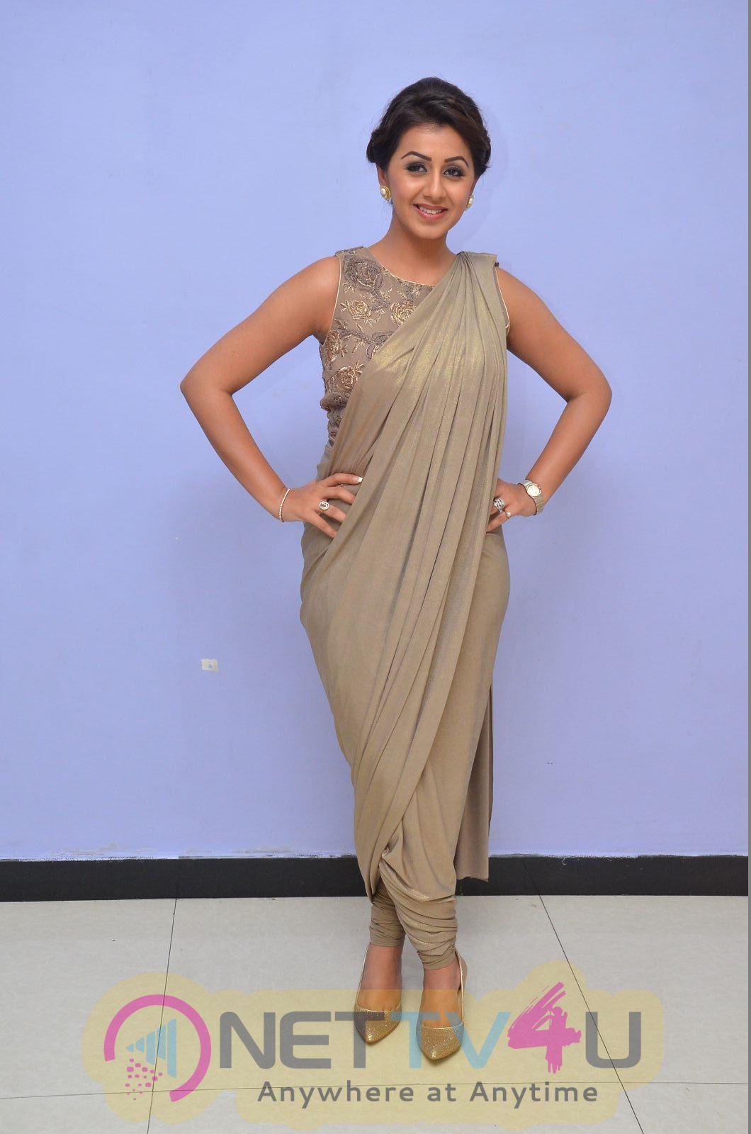 Actress Nikki Galrani Gorgeous Photoshoot Telugu Gallery