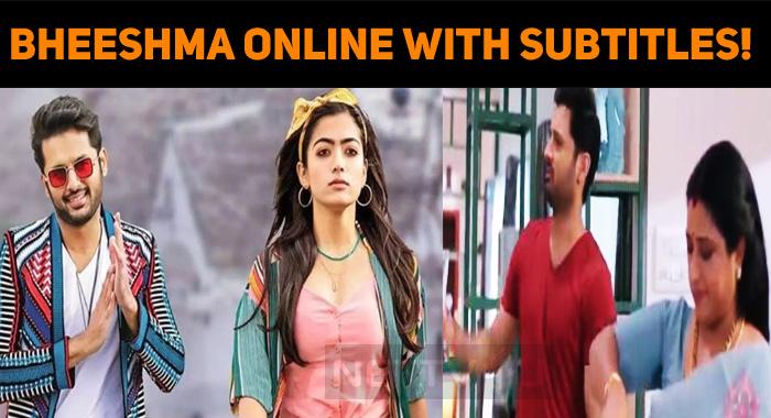 Bheeshma Online With Subtitles Nettv4u