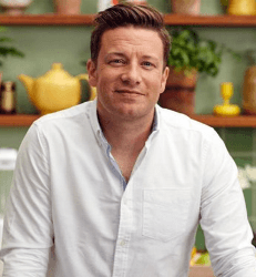 Jamie Oliver English Actor