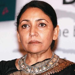 Deepti Naval Hindi Actress