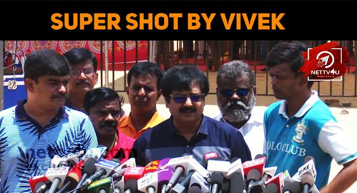Vivek's Super Shot! Will Media Focus Public Problems?