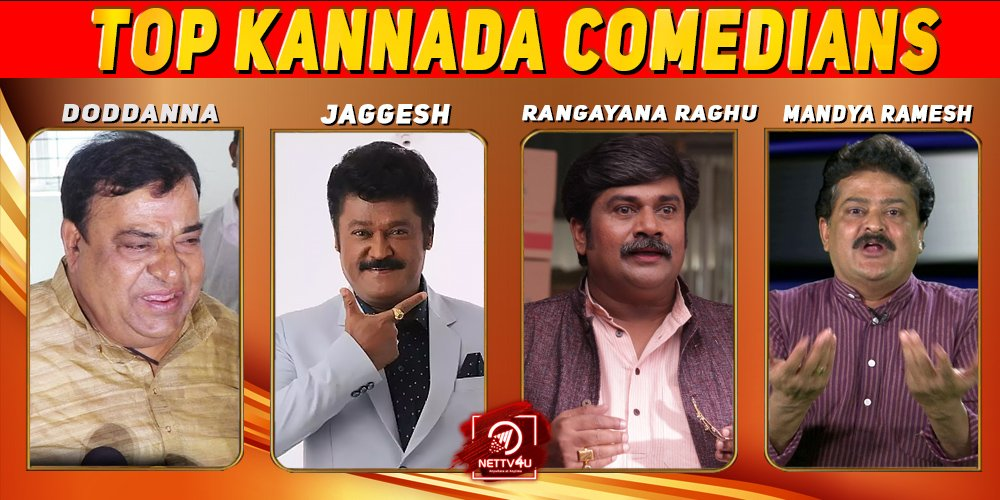 Top 5 Kannada Comedians