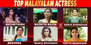Top 10 Malayalam Actress