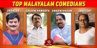 Top 5 Malayalam Comedians