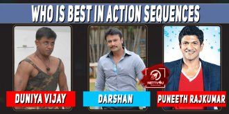 Who Is Best In Action Sequences ?