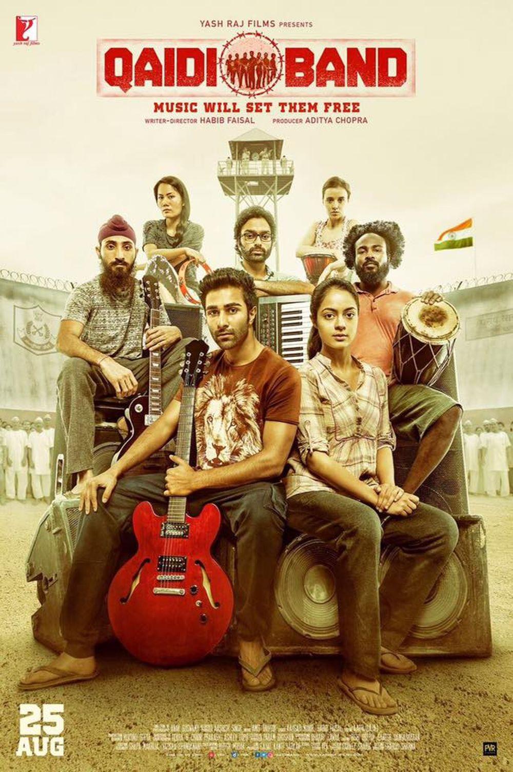 Qaidi Band Movie Review