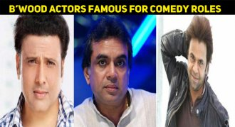 Top 10 Bollywood Actors Famous For Comedy Roles