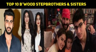 Top 10 Bollywood Stepbrothers And Sisters