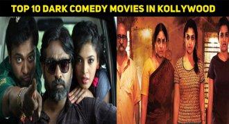 Top 10 Dark Comedy Movies In Kollywood