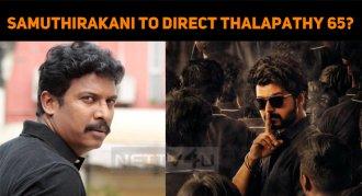 Samuthirakani To Direct Thalapathy 65?