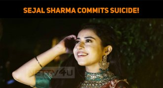 Sejal Sharma Commits Suicide!