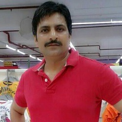 Madan Tyagi Hindi Actor