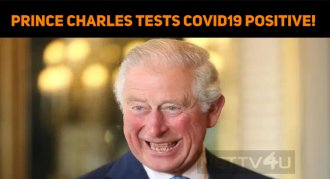 Prince Charles Tests COVID19 Positive!