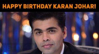 Happy Birthday Karan Johar!