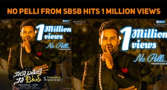 No Pelli From SBSB Hits 1 Million Views Within ..