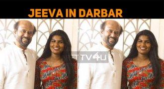 Darbar Cast Has A Special Person!