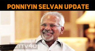 Ponniyin Selvan's Co-Scriptwriter Is...
