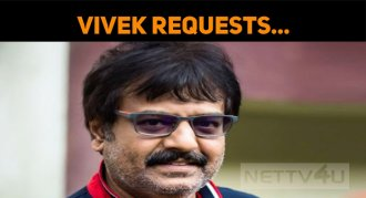 Vivek Requests The Netizens!