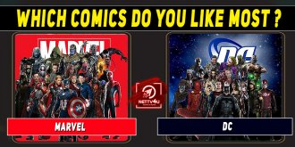Marvel Or DC - Which Comics Do You Like Most?