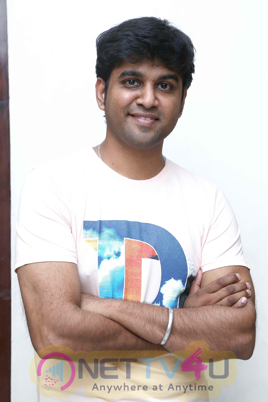 Writer Kabilan Vairamuthu Good Looking Stills  Tamil Gallery