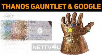 Thanos Destroys Google Search? Google Dedicates..