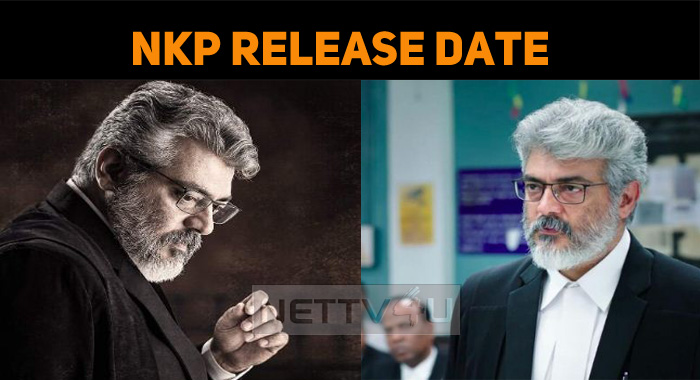 Is This Is The Release Date Of Thala Ajith Nerkonda Paarvai?