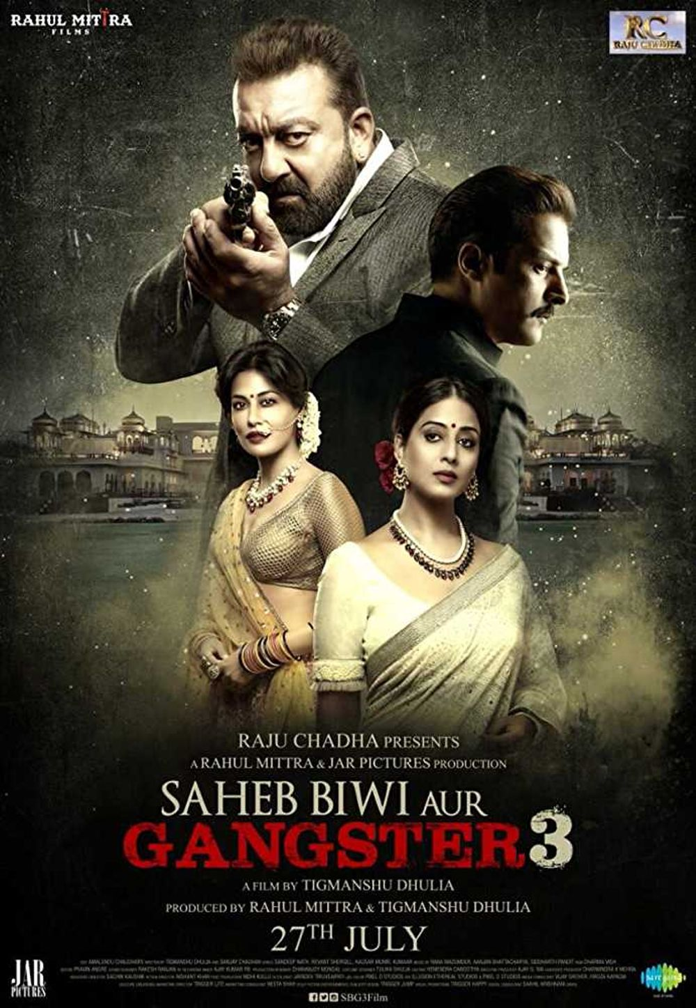 Saheb Biwi Aur Gangster 3 Movie Review
