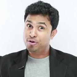 Abish Mathew Hindi Actor