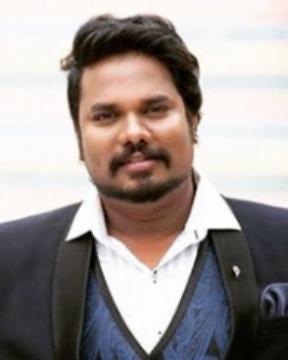 Santhosh Venky Tamil Actor