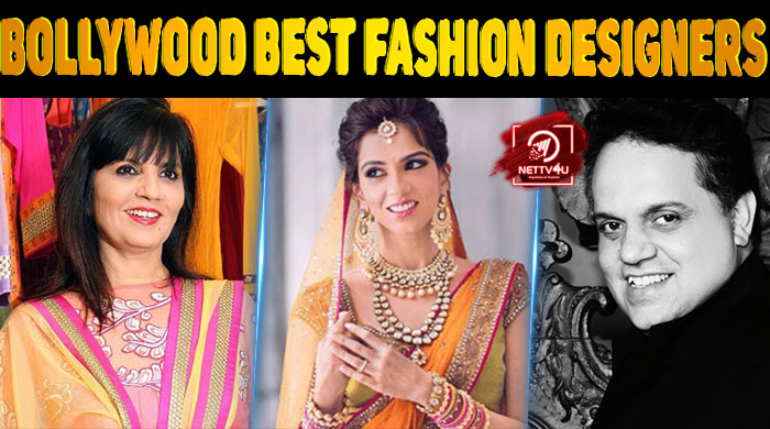 Top 10 Bollywood Best Fashion Designers Latest Articles Nettv4u