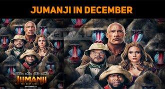 Jumanji The Next Level Will Be A December Relea..
